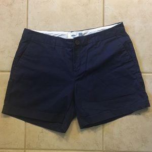 Old Navy—Navy blue shorts